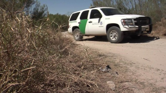 """The dangers of Border Patrol work can be as much about the often remote terrain as interactions with undocumented immigrants. """"You can be in a situation where help is 45 minutes or an hour away,"""" one former agent said."""