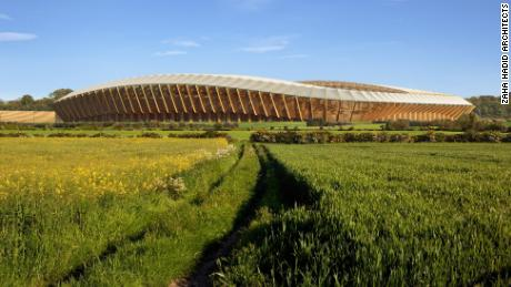 The 'greenest football club in the world'