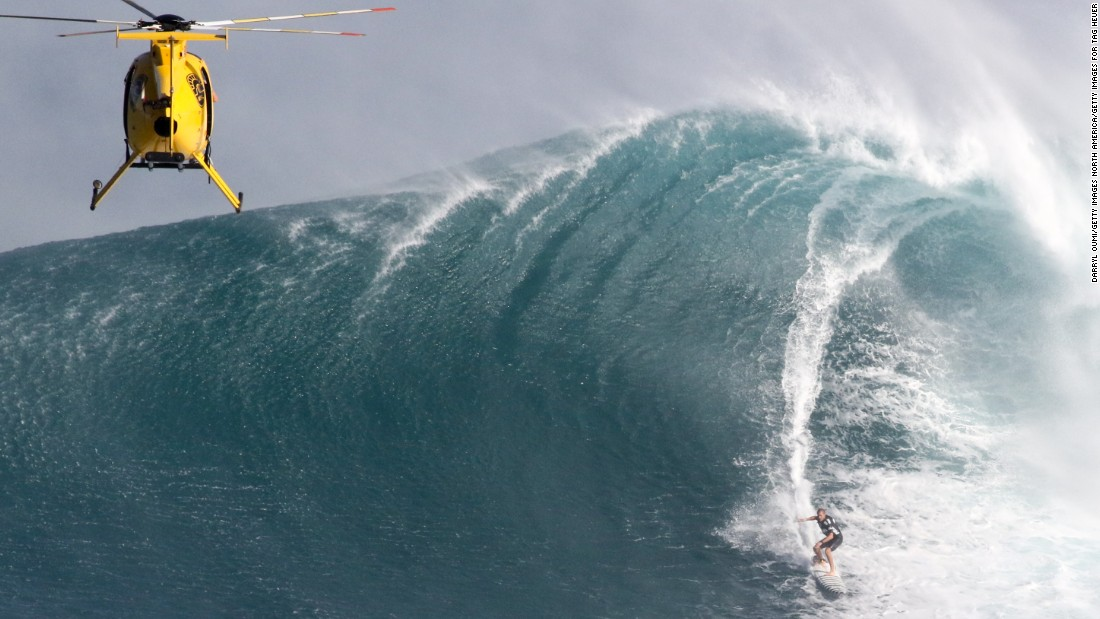 how to get big waves