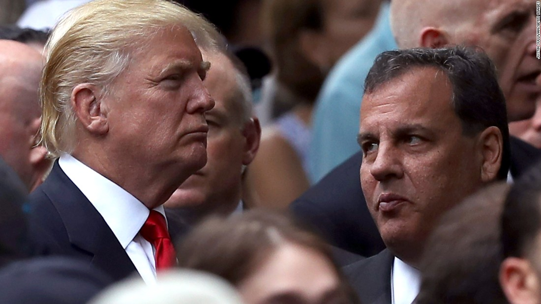 Christie's fired Bridgegate aide heads to Trump's White House