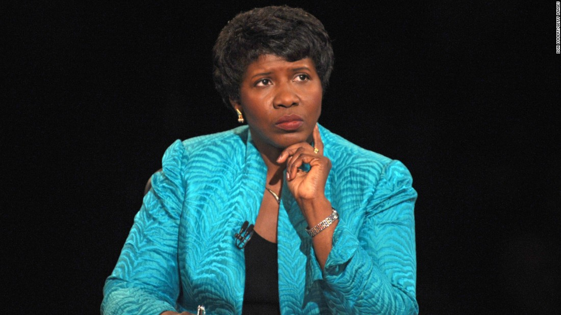 "<a href=""http://money.cnn.com/2016/11/14/media/gwen-ifill-obituary/index.html"" target=""_blank"">Gwen Ifill</a>, the veteran journalist and newscaster who co-anchored ""PBS NewsHour,"" died after a battle with endometrial cancer, according to PBS on November 14. She was 61."