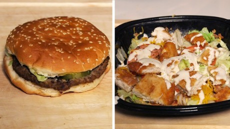 Healthy fast food switches that will surprise you