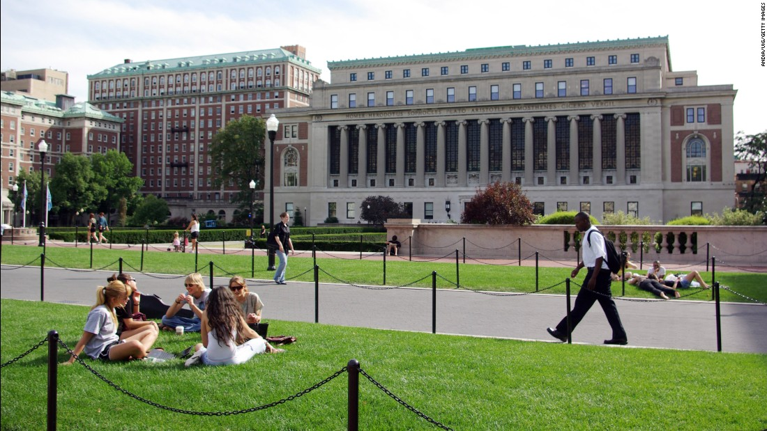 columbia accidentally accepts then rejects students cnn