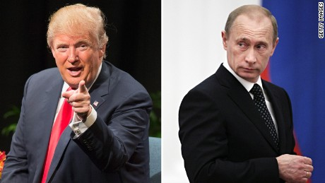 Trump's shockingly honest approach to Putin
