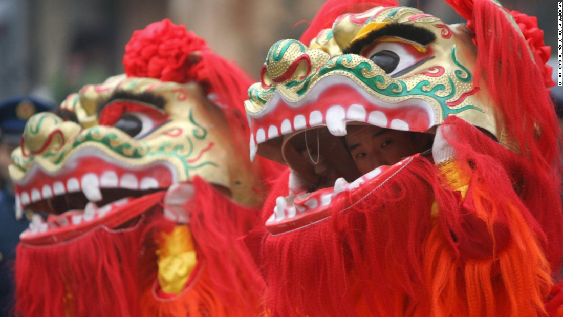 11 things to know about Lunar New Year