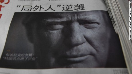 Trump challenged on Japan nuke claim