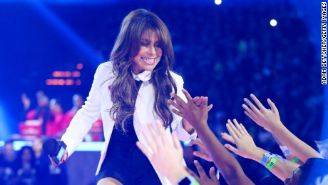 Paula Abdul will be touring with NKOTB and Boyz II Men.