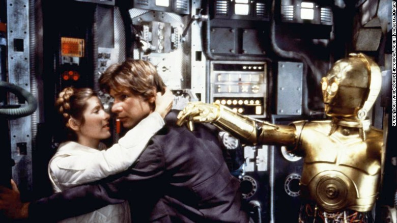 Carrie Fisher dies at the age of 60
