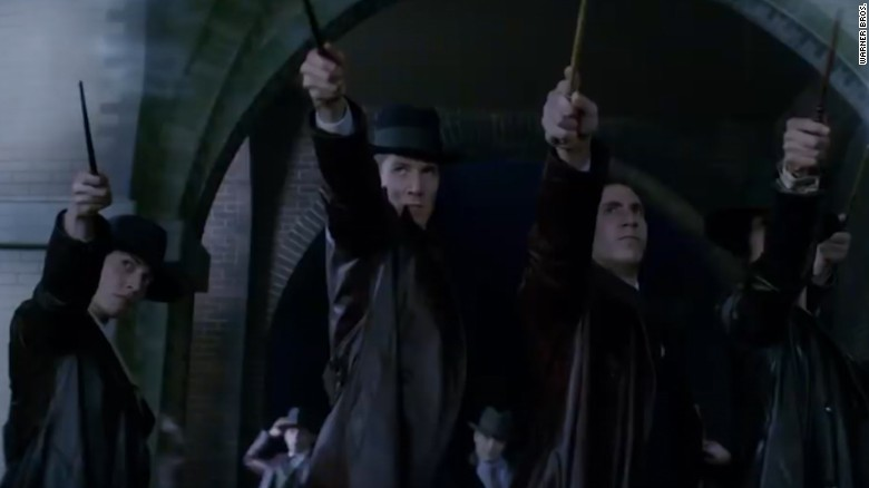 Image result for JK Rowling is facing a backlash over the Dumbledore/Grindelwald gay relationship reveal