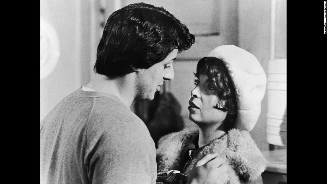 """Rocky"" was also a love story, as the ""Italian Stallion"" wooed the shy pet-store worker Adrian (played by Talia Shire). The movie is ""about a guy who's just trying to get something out of life,"" Stallone said in <a href=""http://www.gq.com/story/sylvester-stallone-yo-michael-hainey-cop-land-rocky-rambo"" target=""_blank"">a 2010 interview with GQ magazine.</a> ""He knows he's a ham 'n' egger. He says: 'I'm not even worth giving a title shot to. I'm a joke. But I've got me this girl.' That was great. I said, 'If we can go there, and the byproduct is he happens to fight, there's a movie.' If it was just about the fight, you'd be bored."""
