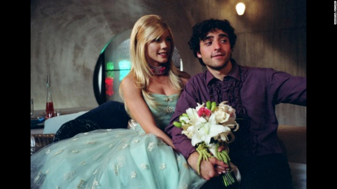 "In the film ""Serenity,"" a continuation of the short-lived TV series ""Firefly,"" Lenore (Nectar Rose) is the robotic wife of Mr. Universe (David Krumholtz)."