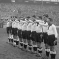 German football team nazi salute 1935