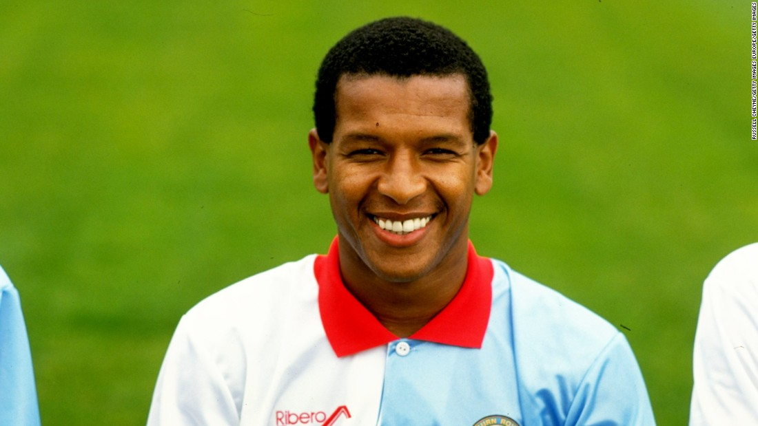 Howard Gayle played for eight English football clubs, and was the first black player to play for Liverpool. Gayle says he tried to educate teammates on acts of passive racism. During his playing days he did not sing the national anthem, and later refused an MBE (Member of the Most Excellent Order of the British Empire) title from Buckingham Palace.