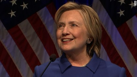 hillary clinton cdf speech
