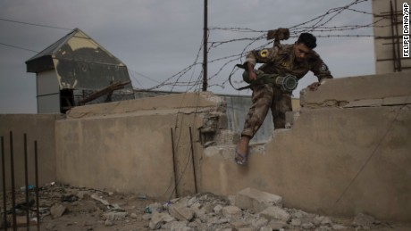 Related: Iraqi forces recapture key air base near Mosul