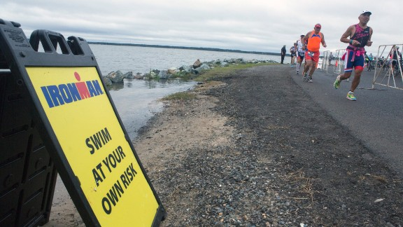 Rough open waters can be a challenge for some swimmers and an opportunity for others. The same is true of hills while running and biking.
