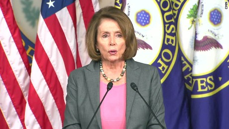 Nancy Pelosi re-elected as House Democratic leader