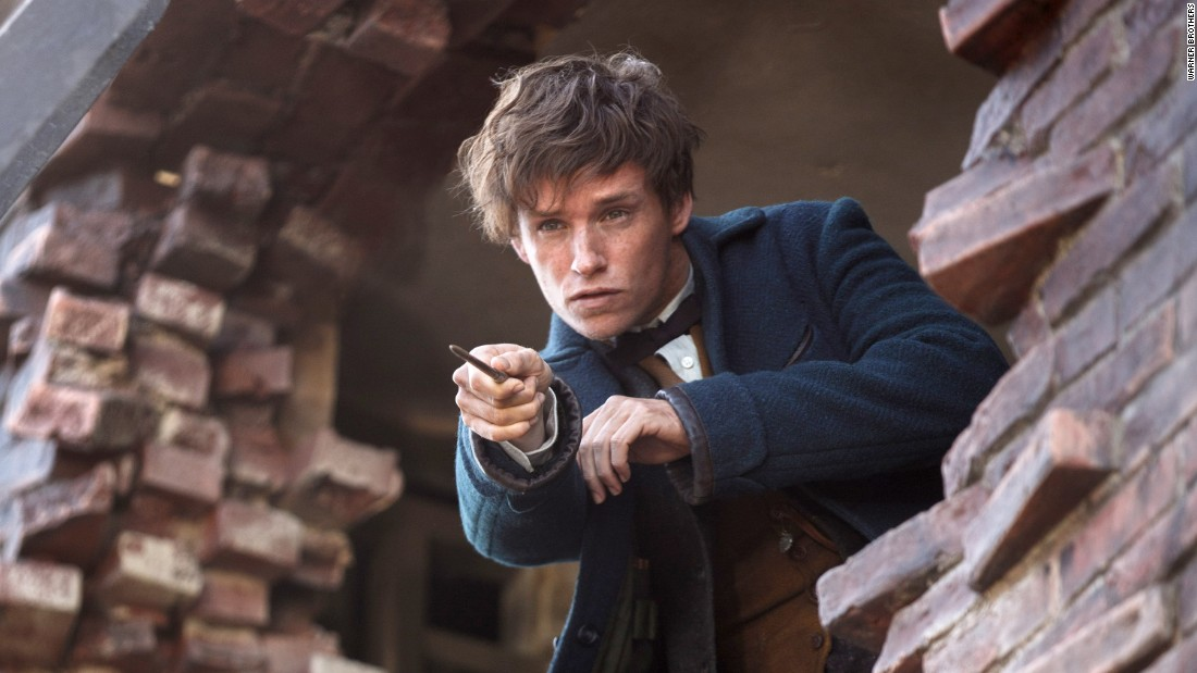 "<strong>""Fantastic Beasts and Where to Find Them"":</strong> Years before Harry Potter reads his book at school, writer Newt Scamander leads an exciting adventure to New York's secret community of witches and wizards. <strong>(HBO Now)</strong>"