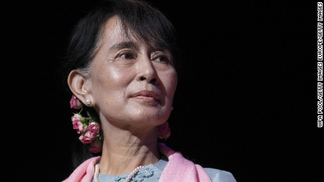 Many Rohingya hoped Aung San Suu Kyi would put a stop to their mistreatment.