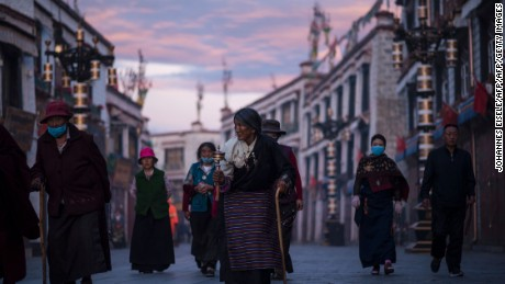 Tibet: tensions on the roof of the world