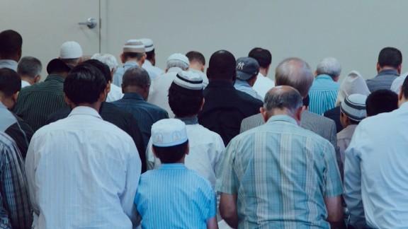 muslim prayer generic