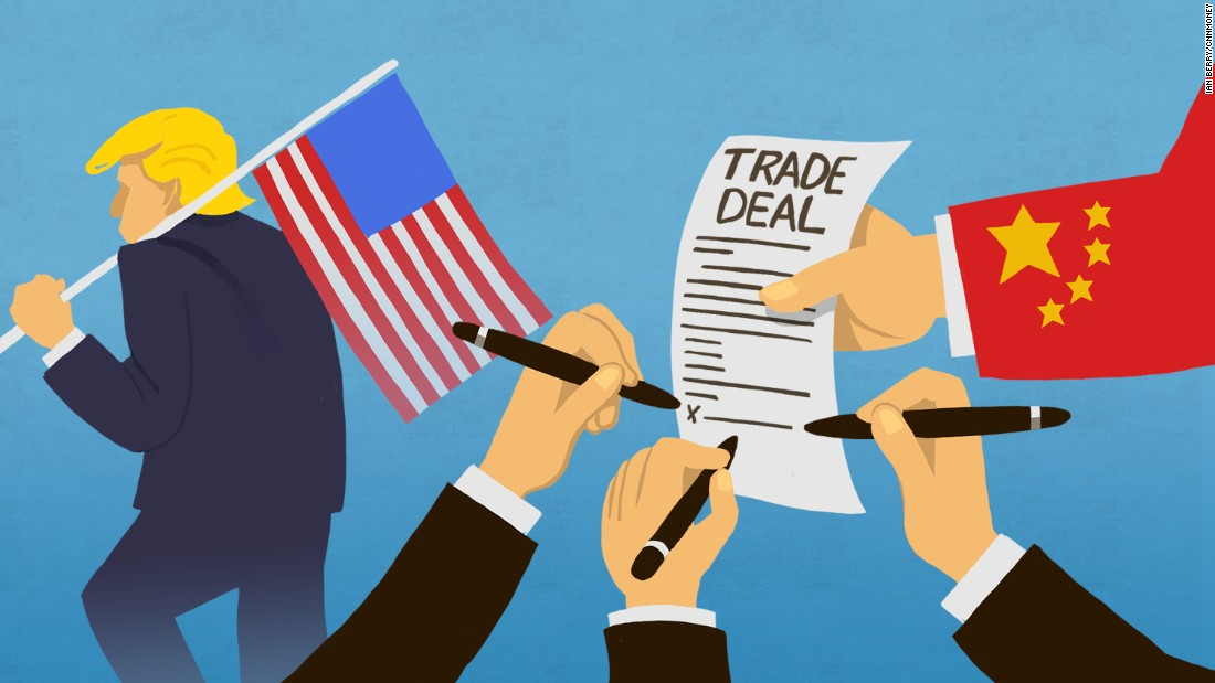 Tpp Vs Rcep Trade Deals Explained Cnn
