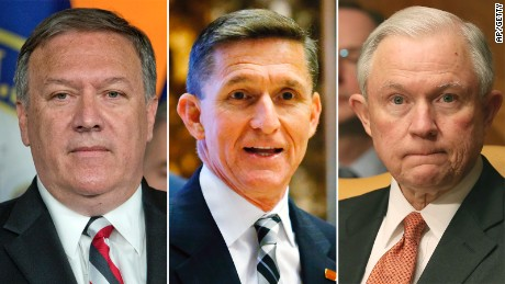 Donald Trump taps hardliners for national security team
