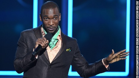 "Comedian Jay Pharoah has talked about what led to his ""SNL"" firing."