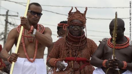 Coroação do Oba do Reino do Benin: tradição de 700 anos