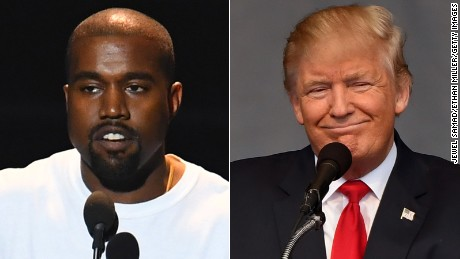 Kanye has a lot in common with Trump