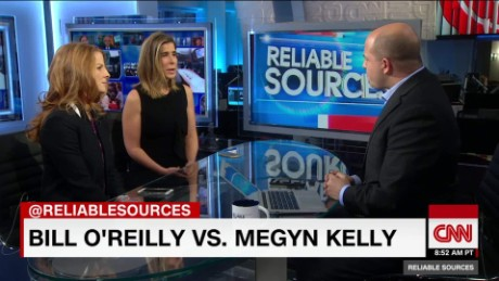 Tensions between Bill O'Reilly and Megyn Kelly go public_00021514