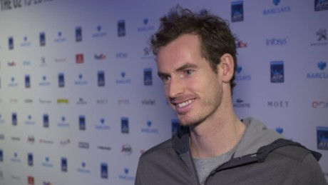 Andy Murray reflects on No. 1 ranking