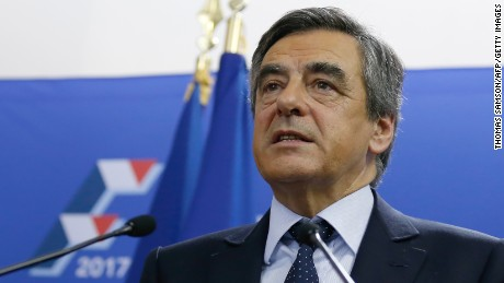 French presidential election turmoil