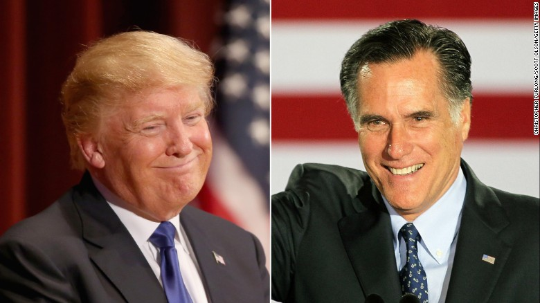 Source: Trump told Romney he won't be nominee