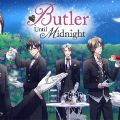 Butler Until Midnight Japan romance games
