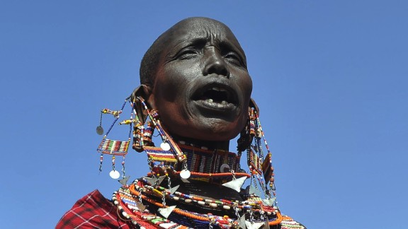 """Spittle is an essential part of life for the Maasai of East Africa, as it acts as a blessing. """"People have different views about where the power and essence of somebody resides,"""" explains Lewis. For some, """"spit represents an essence of you as a person.""""   To spit is """"a way of blessing people by giving something of yourself; your own power to someone else."""" It starts at an early age, when newborn babies are spat on to wish them a good life. """"If you leave a place, elders will come and spit on your head in order to bless your departure, and that whatever you do you're safe and kept well,"""" adds Lewis."""