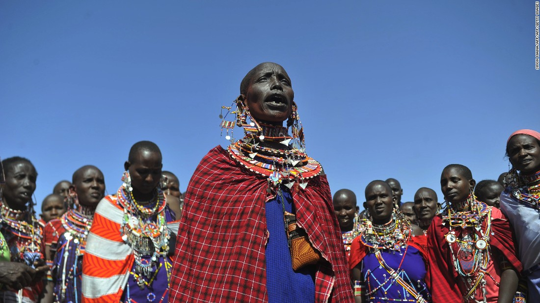 "Spittle is an essential part of life for the Maasai of East Africa, as it acts as a blessing. ""People have different views about where the power and essence of somebody resides,"" explains Lewis. For some, ""spit represents an essence of you as a person."" <br /><br />To spit is ""a way of blessing people by giving something of yourself; your own power to someone else."" It starts at an early age, when newborn babies are spat on to wish them a good life. ""If you leave a place, elders will come and spit on your head in order to bless your departure, and that whatever you do you're safe and kept well,"" adds Lewis."