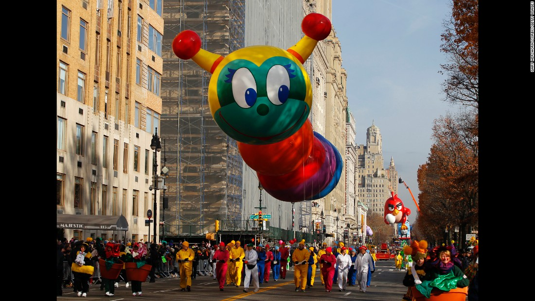 Macy's Thanksgiving Day Parade in New York City is a tradition the whole family can enjoy. And speaking of family, here are 10 options of what to watch if you hit that wall when you have had enough of them and need a little escapism: