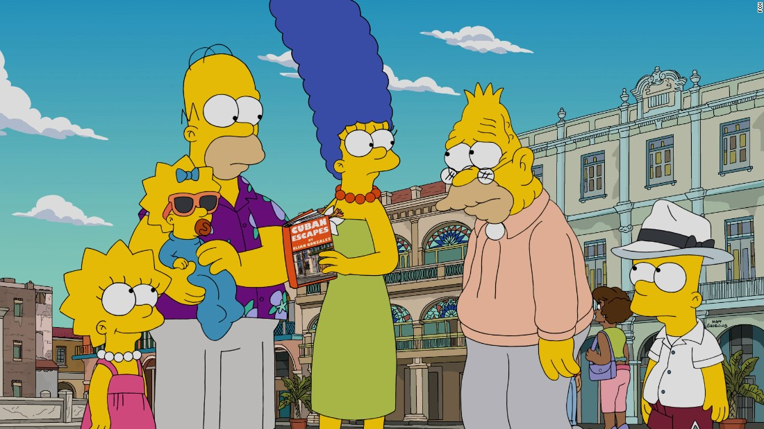 """The Simpsons"" : Everyone's favorite animated family had some classic Thanksgiving episodes and you can check those out on FXX starting at 8 p.m. EST on Thanksgiving."