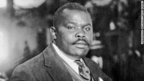 Julius Garvey: Pardon my father, Mr. President