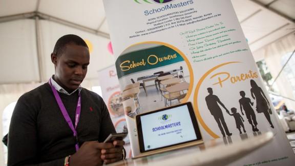 The Nairobi Entrepreneurship Summit, July 2015