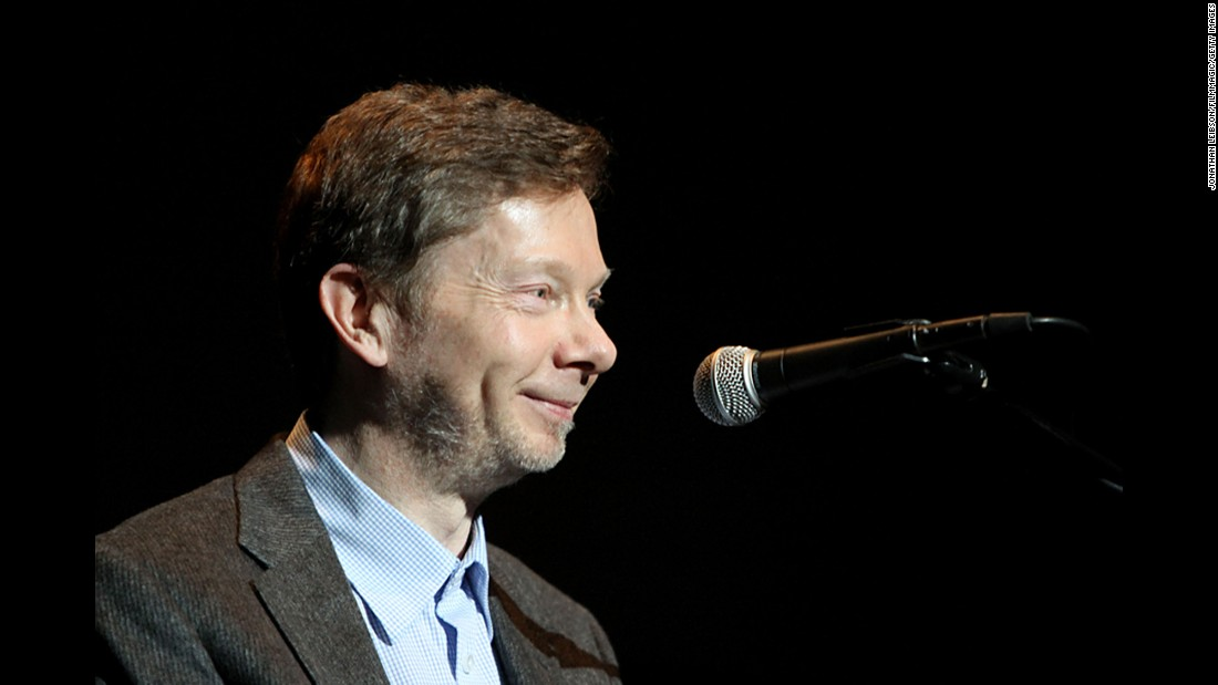 "Eckhart Tolle brings together religious and mystical teachings, classical poets and philosophers, and many pop culture references to help his followers reach spiritual enlightenment in an accessible fashion. He is the author of best sellers ""The Power of Now"" and ""A New Earth: Awakening to Your Life's Purpose."""