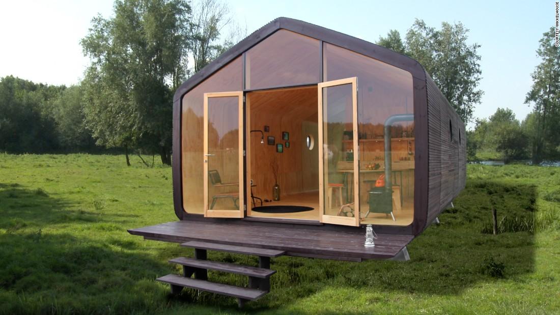 Stylish designer houses made of cardboard - CNN Style