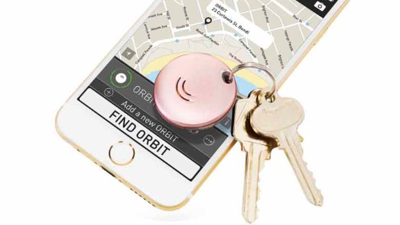 """Always looking for your keys or can't find your phone? The Orbit Key Finder is on Oprah's Favorite Things list this year and it will hopefully make life a lot simpler.<br /><a href=""""http://www.oprah.com/gift/Oprahs-Favorite-Things-2016-Full-List-HButler-Orbit-Key-Finder?editors_pick_id=65969"""" target=""""_blank"""" target=""""_blank"""">Originally $30, now 20 percent off with code OPRAH</a>"""