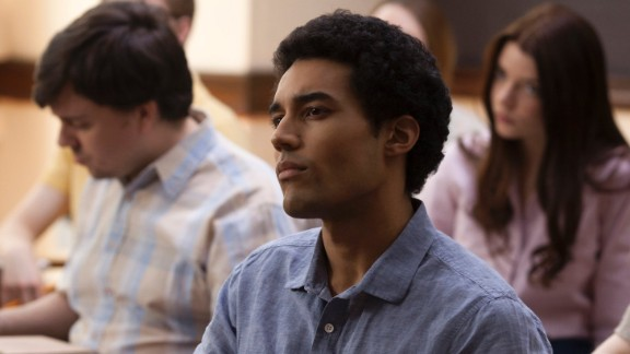 """""""Barry"""" : Devon Terrell stars as a young Barack Obama in this story of his life in New York City as a college student. (Netflix)"""