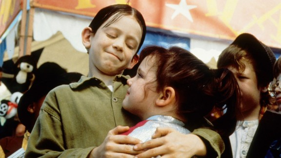 """""""The Little Rascals"""" : Alfalfa and Darla (played by Bug Hall and Brittany Ashton) are still just as adorable in the 1994 film retelling of the classic kids series of movies. (Netflix)"""