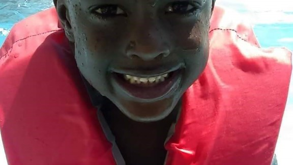 Family photos of D'Myunn Brown - killed in bus crash