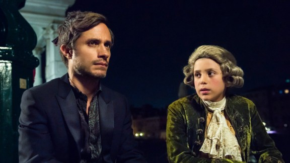 """""""Mozart in the Jungle"""" Season 3: -- Gael García Bernal returns as a maestro in this dramedy, which looks at life in the symphony world. (Amazon Prime)"""