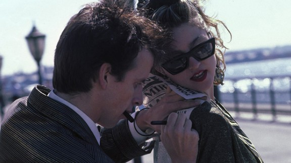 """""""Desperately Seeking Susan"""" : Madonna and Robert Joy star in this film about a housewife who is linked with a bohemian. (Hulu)"""
