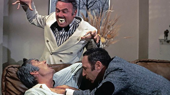 """""""High Anxiety"""" : Suspense films get the satirical treatment in this classic comedy starring Harvey Korman and Mel Brooks. (HBO Now)"""